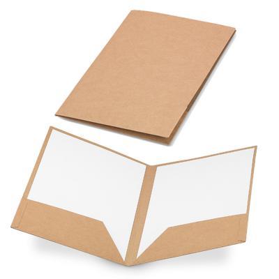 Pasta ECO Porta Documentos A4 400 g/m² 1 - Allury Brindes