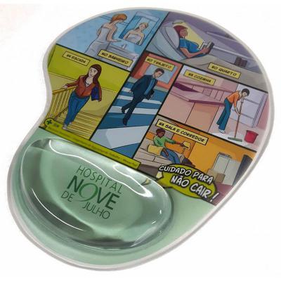 Allury Brindes - Mouse Pad com apoio em gel 1