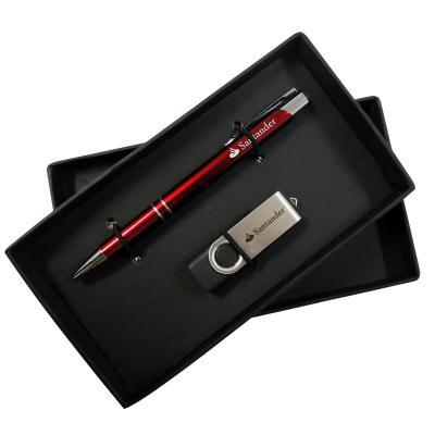 allury-gifts - Conjunto Caneta e Pen Drive SM 1