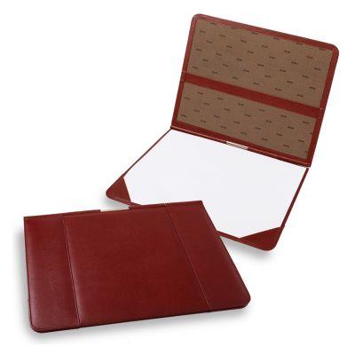 laeder-couro - Risque-rabisque em couro vermelho.