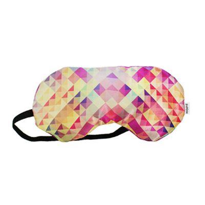 Máscara de dormir (cetim) personalizada - Casartesanal