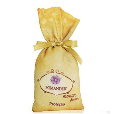 Sachê em tecido aromático personalizado - Casartesanal