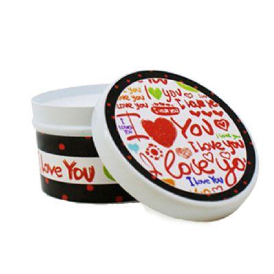 Casartesanal - Vela aromática em lata personalizada