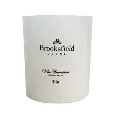 Casartesanal - Vela aromática em vidro personalizado