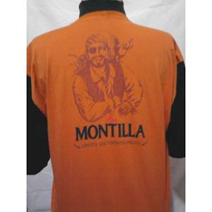 Brindes Ponto A - Camiseta de algodão com manga preta - COSTA.