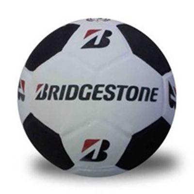 Bola de futebol de couro