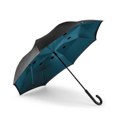 Brindes Qualy - Guarda-chuva reversível