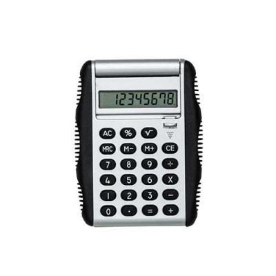 Brindes Qualy - Calculadora de mesa, simples e útil, confira