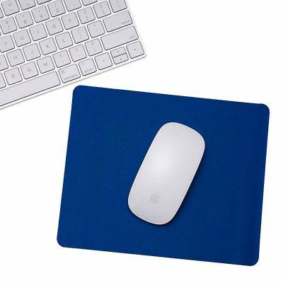 qualy-brindes - Mouse pad formato redondo e personalização de texto ou marca. Sua marca conquistando visibilidade todos os dias.