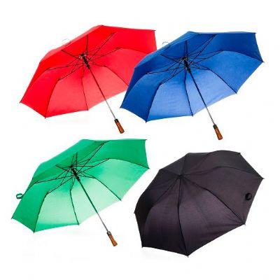 Brindes Qualy - Guarda-chuva automático