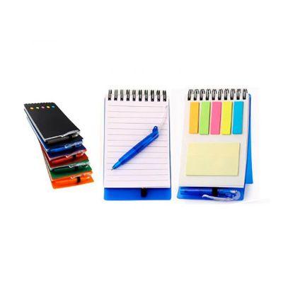 Qualy Brindes - Porta bloco de anotações