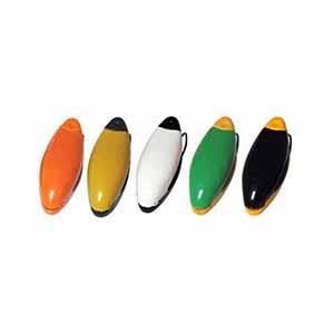 Qualy Brindes - Porta óculos de plástico colorido personalizado para veículos
