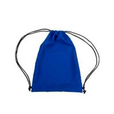 Saco mochila personalizado - Brindes Qualy