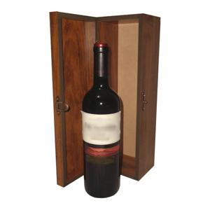 Ar Artefato de Madeira - Estojo personalizado confeccionado em madeira MDF, com tampa articulada com fechamento. Sua marca oferendo elegância e sofisticação aos seus melhores...