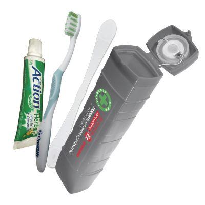 Oral Gift - Kit higiene bucal personalizado pop 5x1.
