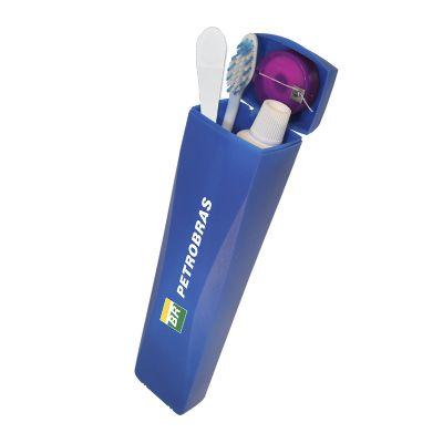 Kit higiene bucal personalizado 5x1 slim.