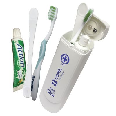 Oral Gift - Kit higiene bucal personalizado up 5x1.