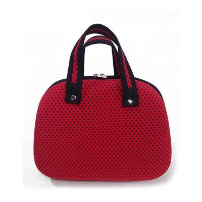 A.M.S2 CONFECÇÕES - Bolsa moldada com bolso interno, aceita gravação em relevo, silk ou bordado.