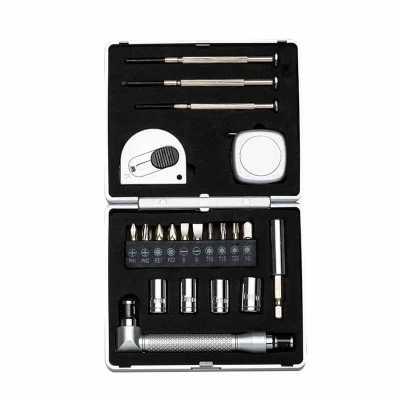 toca-dos-brindes - Kit ferramenta 21 peças