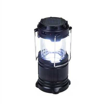 Lanterna de led recarregável - Toca dos Brindes