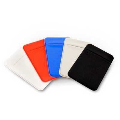 Adesivo porta cartão para celular - Toca dos Brindes