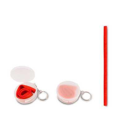 toca-dos-brindes - Canudo flexível de silicone