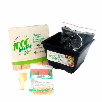 Kit Cultivo - Toca dos Brindes