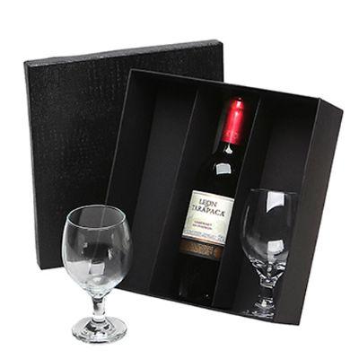 Kit vinho Taparaca duplo.