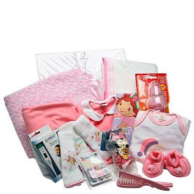 donare-presentes - Cesta maternidade III menina