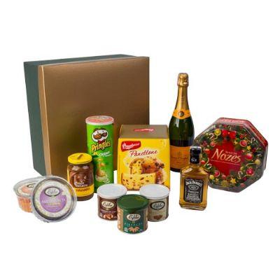 donare-presentes - Cesta Natal Quartzo