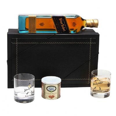 Donare Presentes - Kit Whisky Johnnie Walker Blue Label II
