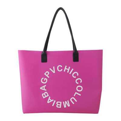 pvchic - A Sacola Grace é a nossa estilosa tote bag com design clean para quem gosta de espaço e praticidade. A sacola tem PVC encorpado e macio. As alças deix...