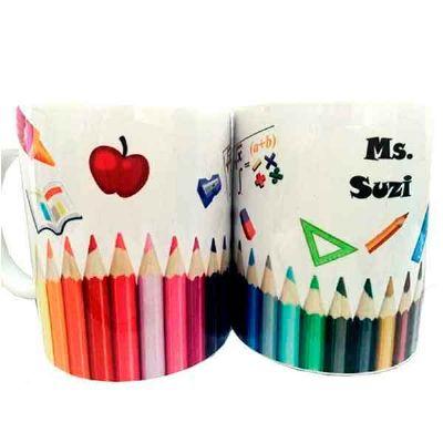 By Luciana Godoy - Personaliza... - Caneca Personalizada para Dia dos professores 3