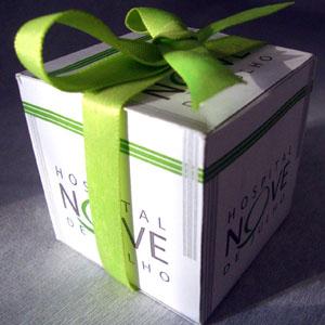 By Luciana Godoy - Personalizados Especiais - Caixa personalizada.