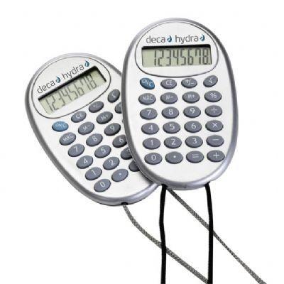 Cast Brindes - Calculadora de bolso personalizada