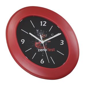 icones-relogios - Relógio oval, com 27 cm de diâmetro.