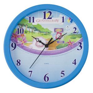 Icones Relógios - Relógio redondo, com 24 cm de diâmetro.
