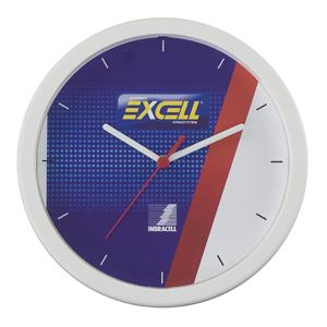icones-relogios - Relógio redondo, com 24 cm de diâmetro.