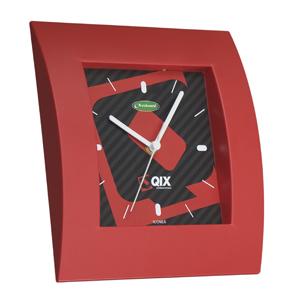 icones-relogios - Relógio retangular, nas medidas: 27 x 25 cm.