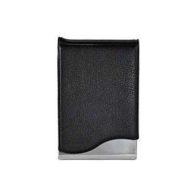 white-brindes - Porta cartão em couro sintético