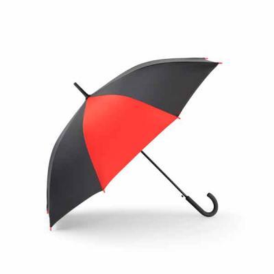 Store Gift - Guarda chuva.  Poliéster 190T.  Pega revestida a borracha.  Abertura automática. ø1040 mm | 830 mm