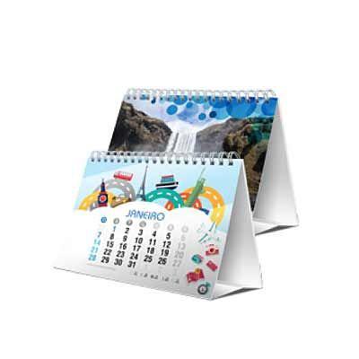 Store Gift - Calendário de Mesa