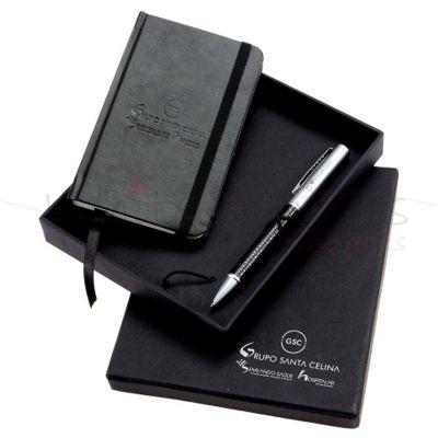 Store Gift - Moleskine com caneta