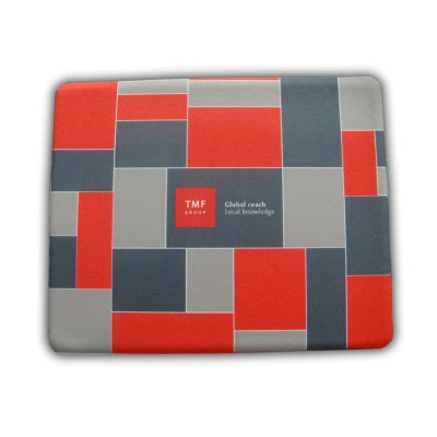 - Mouse pad retangular personalizado em tecido. Sua marca sempre próxima do cliente!