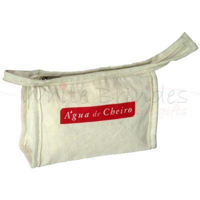 Store Gift - Necessaire em lona de algodão