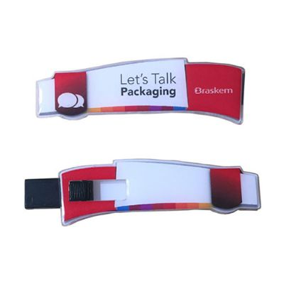 white-brindes - Pen drive estilizado 8GB