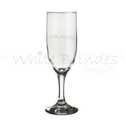 Store Gift - Taça de champanhe personalizada.