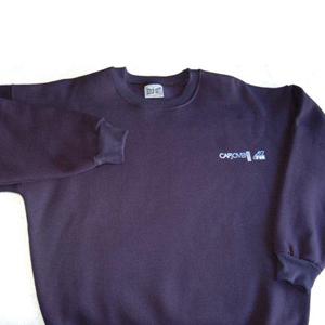Keep Out Confecções - Blusa de frio gola simples, personalizada com diferentes tipos de impressão.