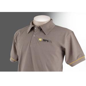 Keep Out Confecções - Camisa gola pólo personalizada com diversos tipos de impressão.