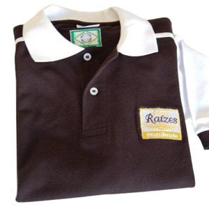 Camisa pólo personalizada com diversas cores e tipos de impressão. - Keep Out Confecções